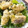 たまには鰆を揚げてみる!程よい食感!鰆の揚げ物 レシピ