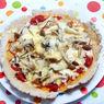旬を楽しむ!おうちで作ろう!きのこ ピザ レシピ